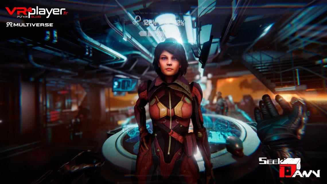 Seeking Dawn HTC Vive Oculus Rift PlayStation VR VR4Player