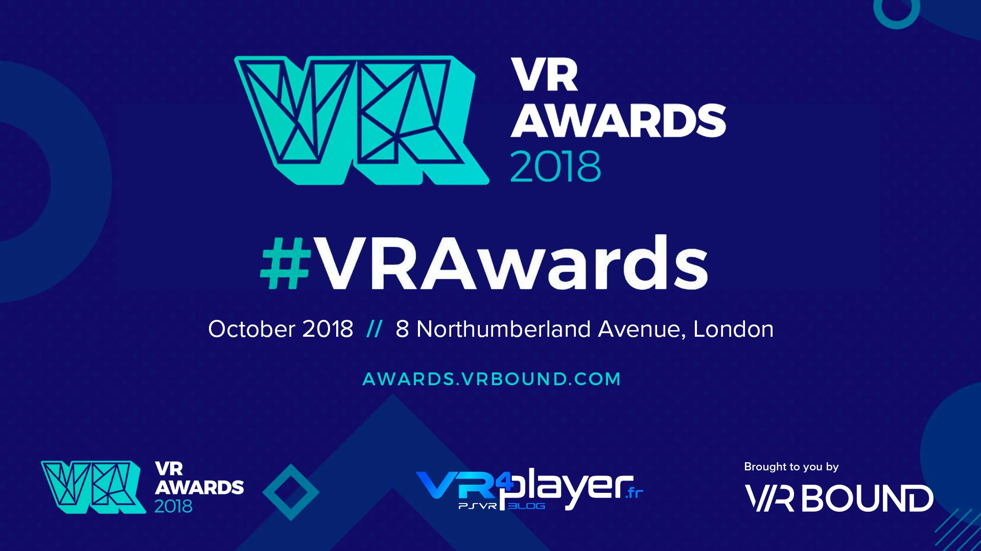 VR Awards 2018 - VR4player.fr