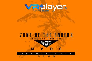 PS4, PlayStation VR : ZONE OF THE ENDERS s'offre une seconde démo sur le Store !