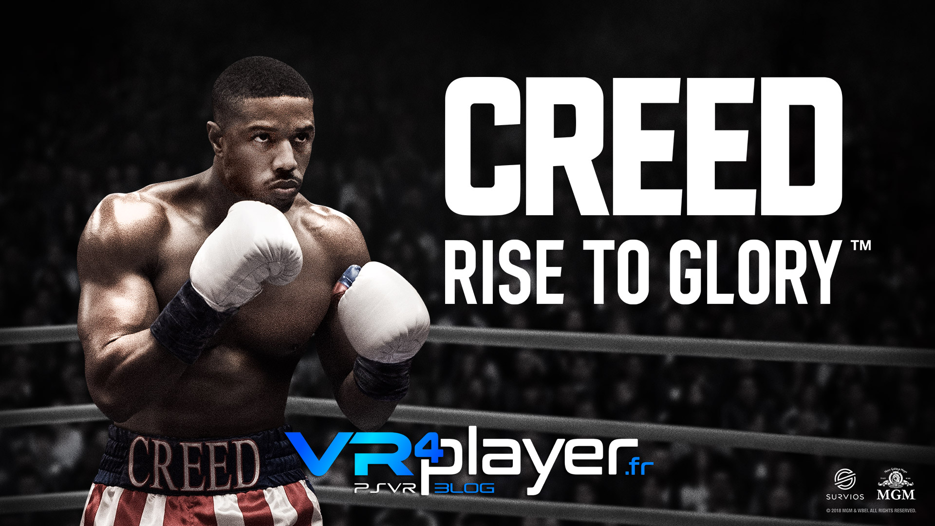 CREED Rise to Glory daté sur PSVR vr4player.fr