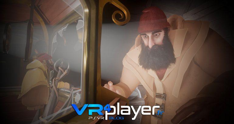 A Fisherman's Tale sur PSVR vr4player.fr