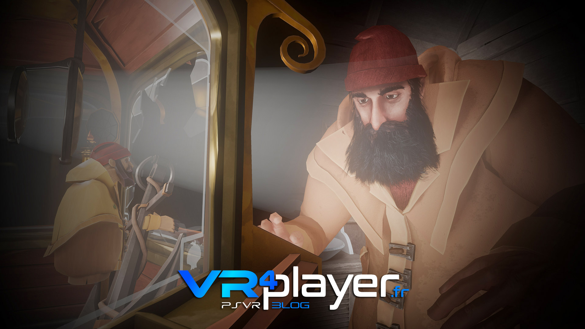 A Fisherman's Tale sur PSVR vr4player.fr