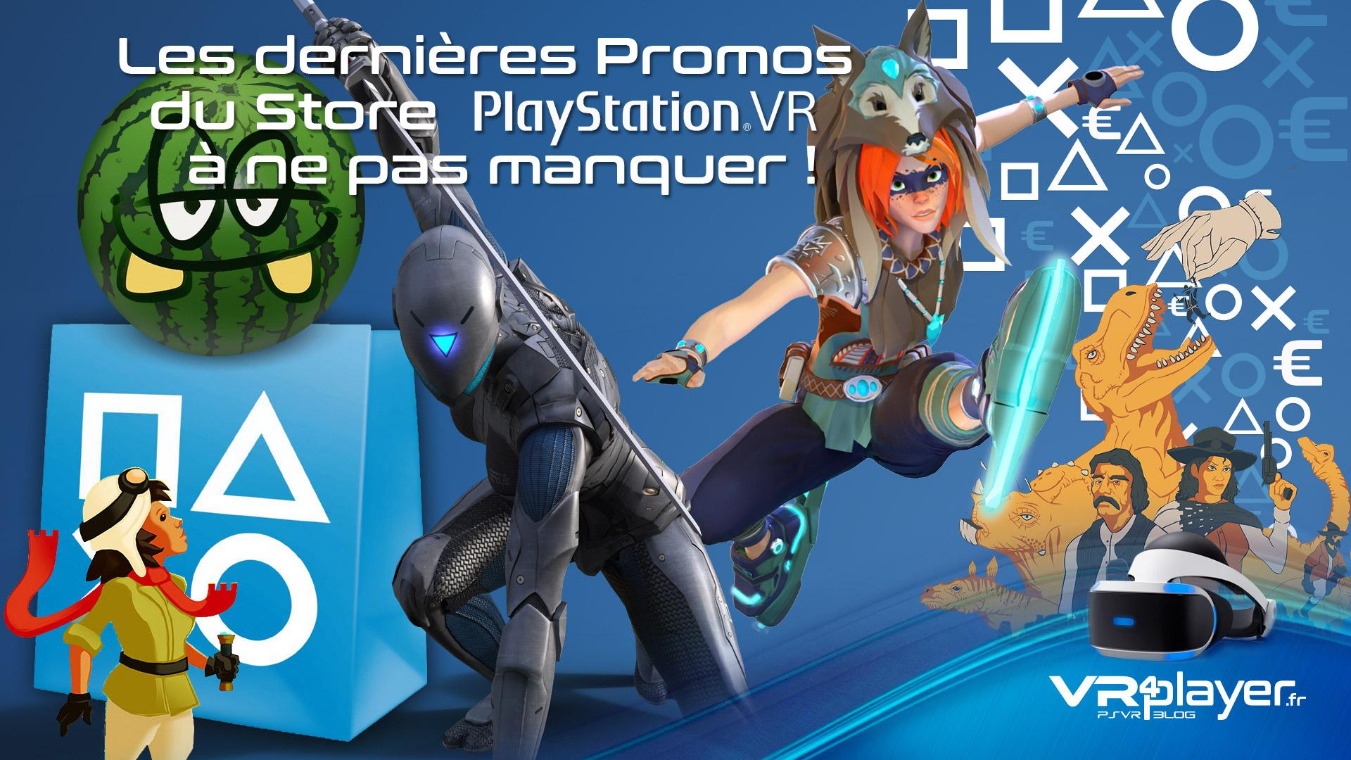 Les promos du Store PSVR continuent vr4player.fr