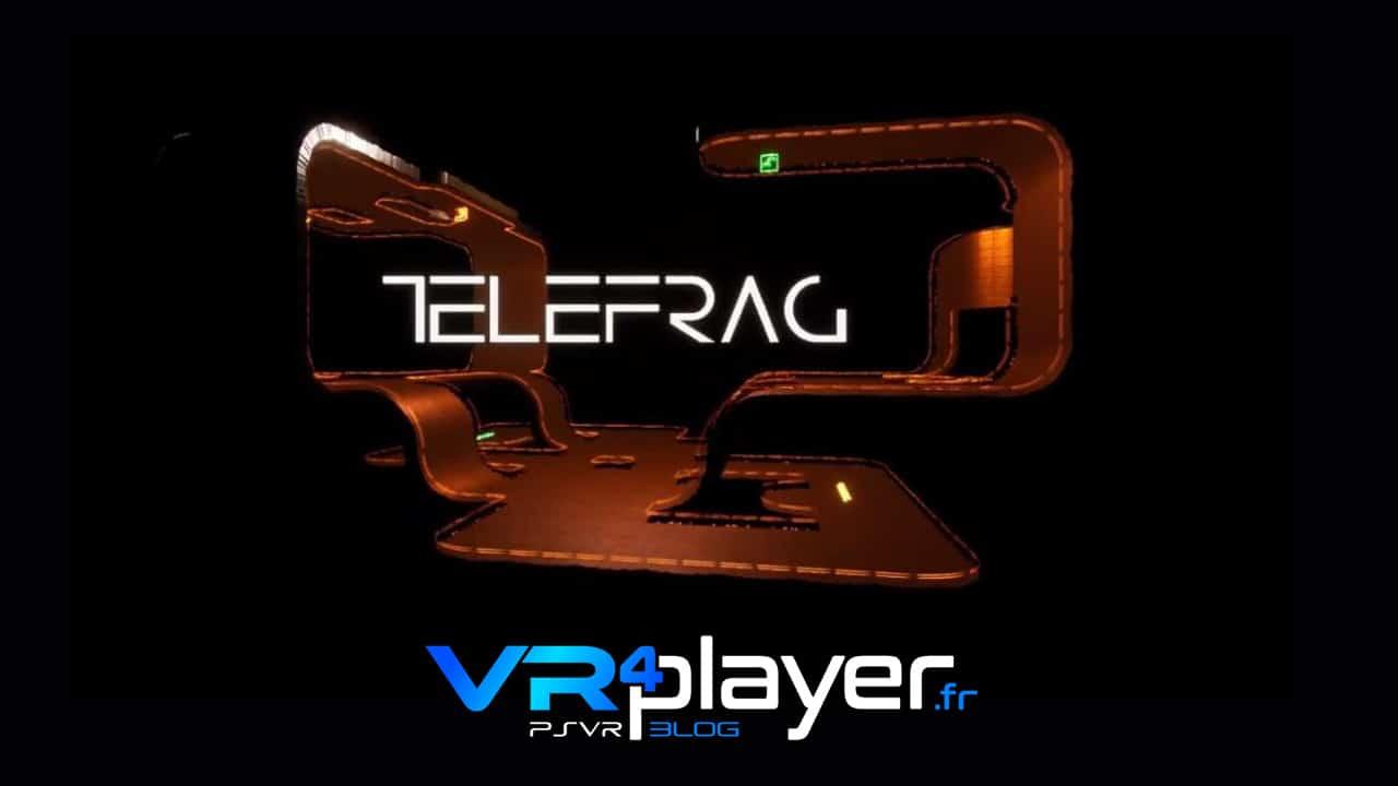 TELEFRAG VR sur PSVR vr4player.fr