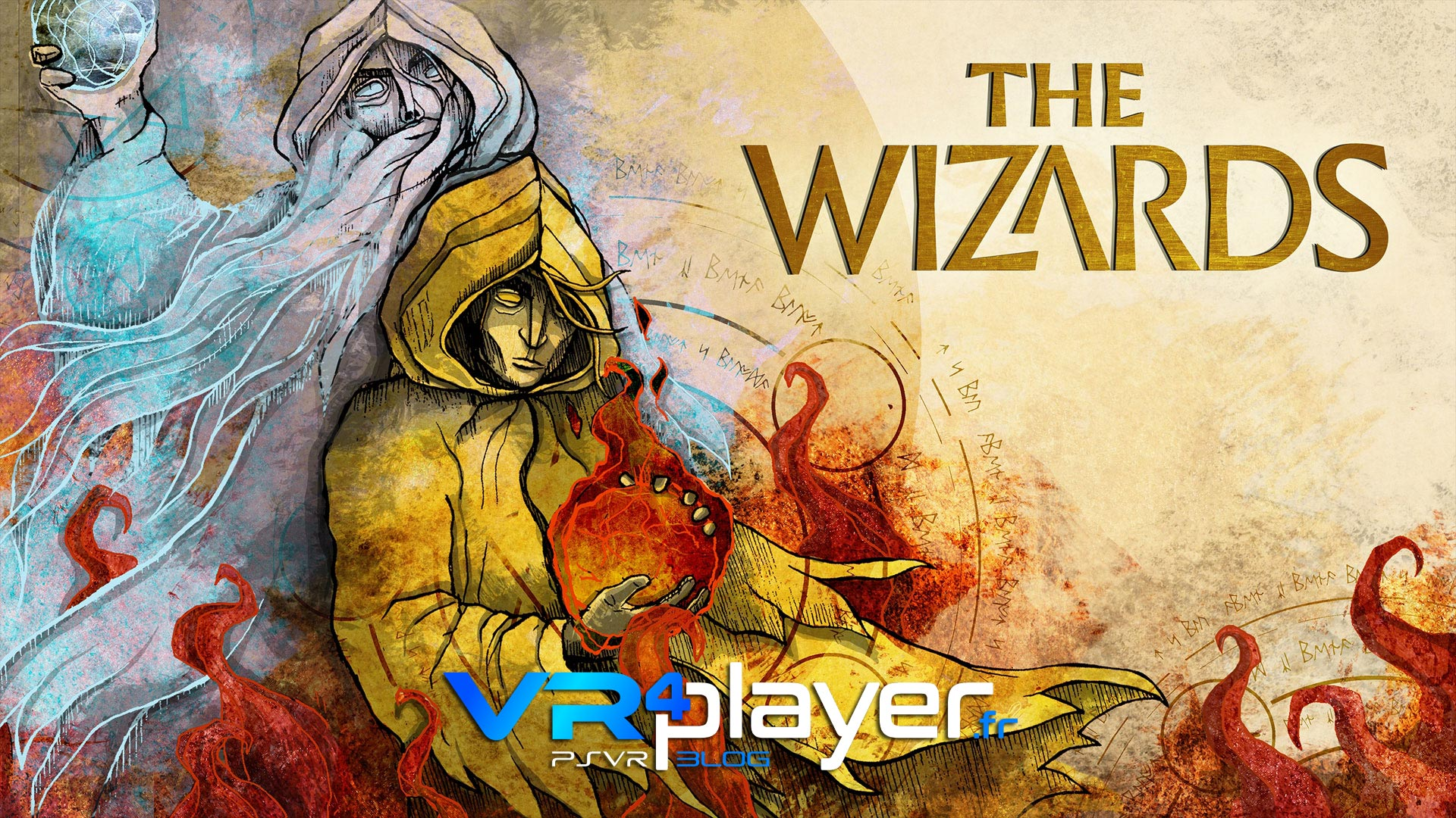 The Wizards va balancer ses sorts sur PSVR en Enhanced Edition - vr4player.fr