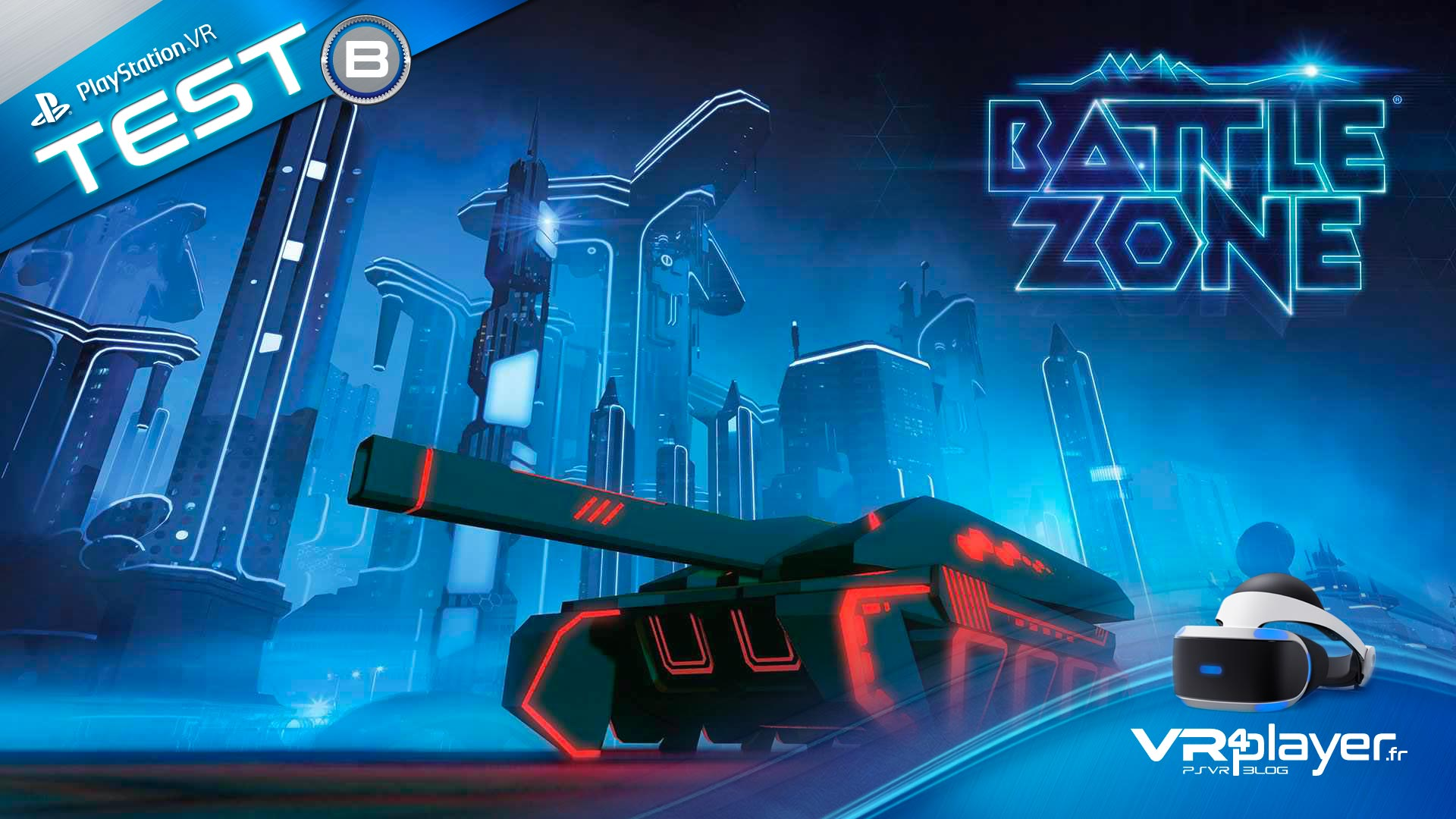 Battlezone Gold Edition le Test PS4/PSVR