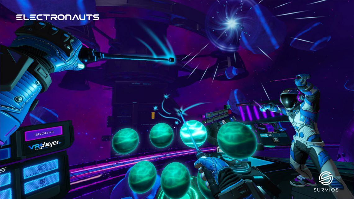 Electronauts Preview PSVR