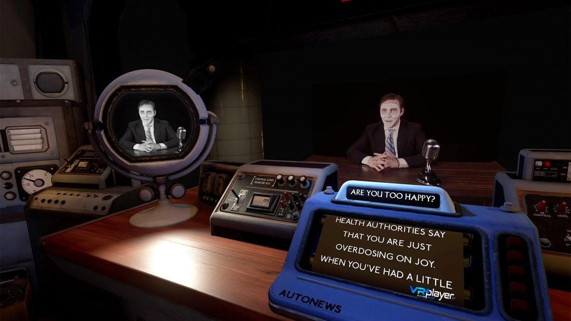 We Happy Few Uncle Jack Live VR