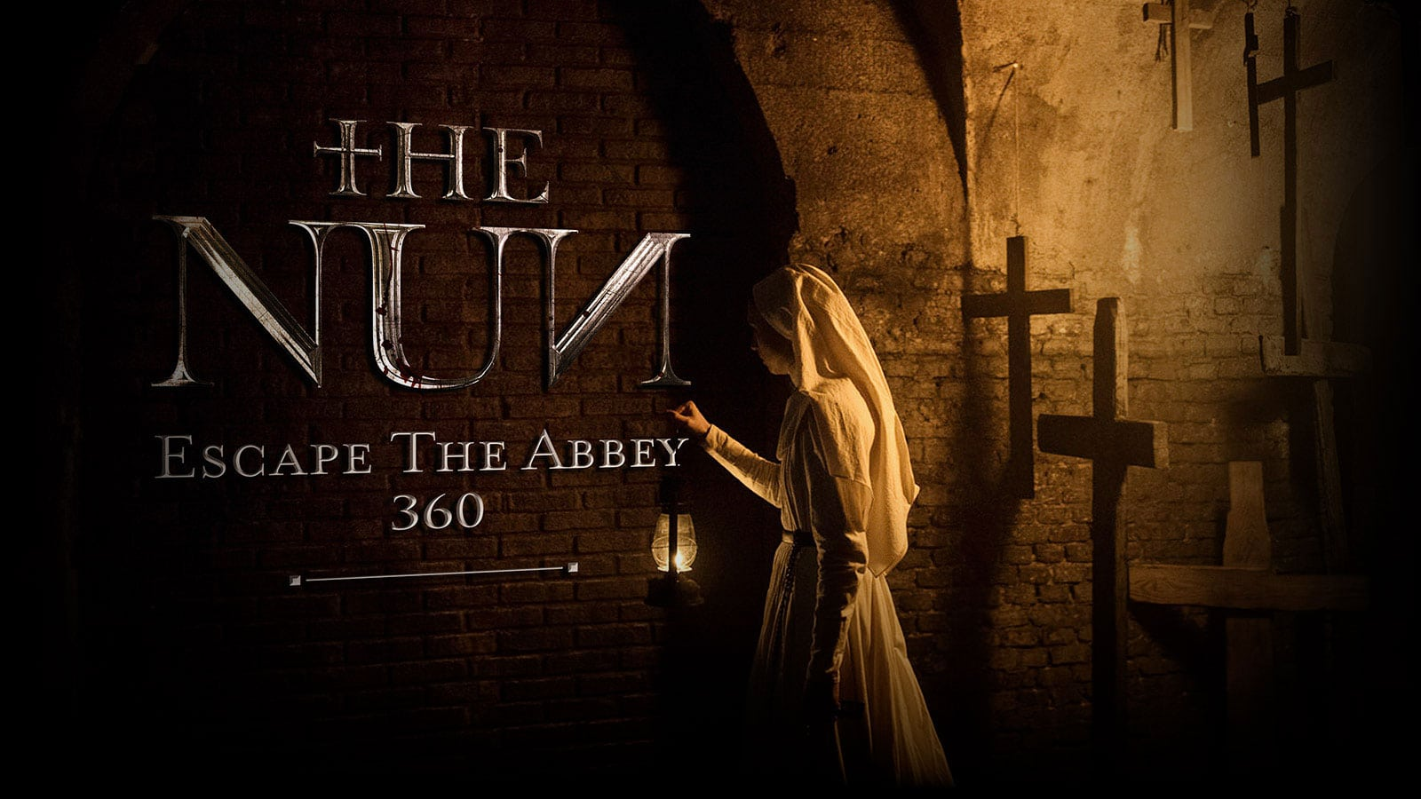 The Nun Escape The Abbey PSVR vr4player.fr