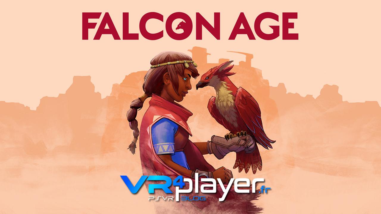 Falcon Age se dévoile sur PlayStation VR vr4player.fr