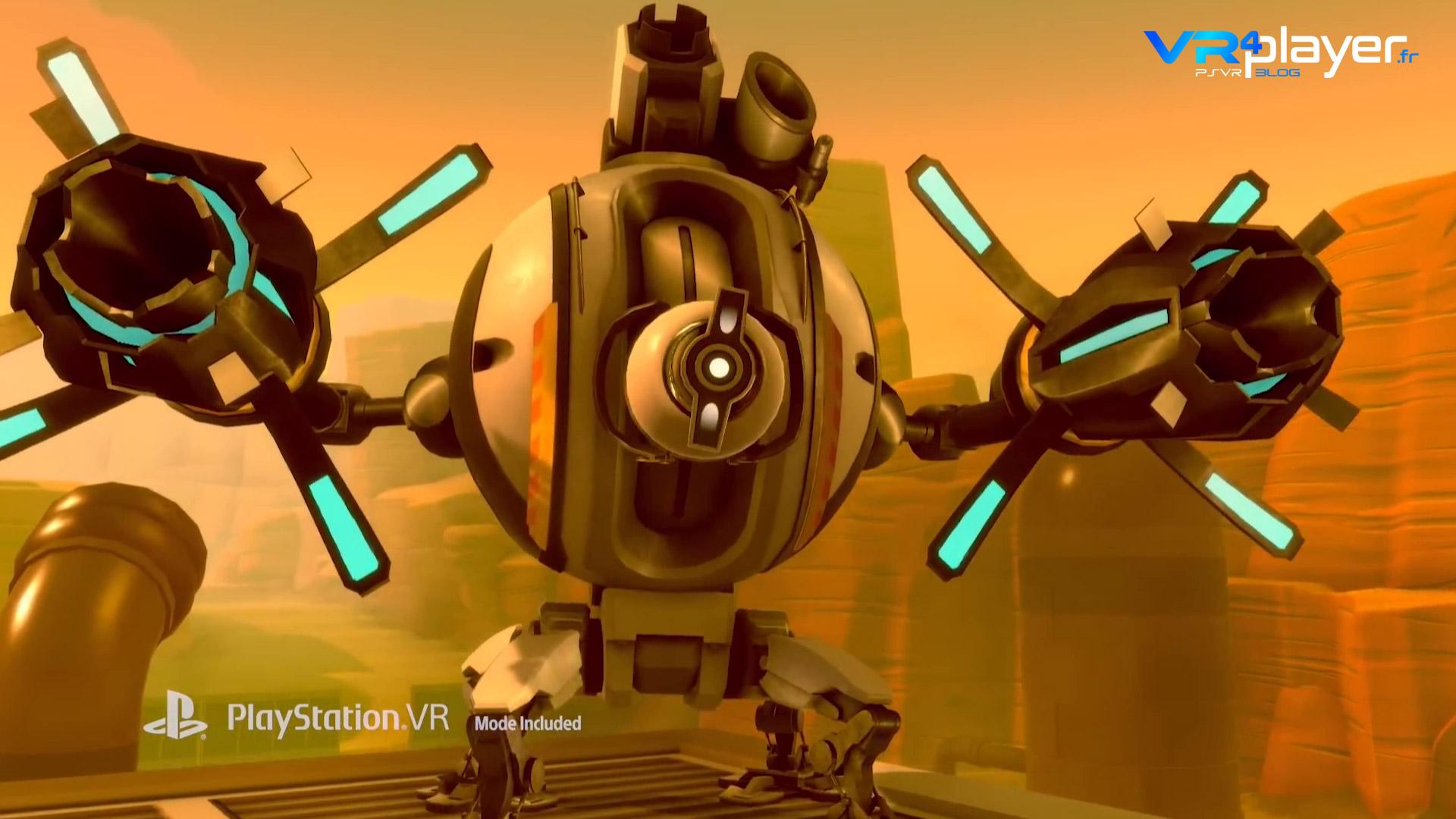 Falcon Age - PSVR - VR4player.fr