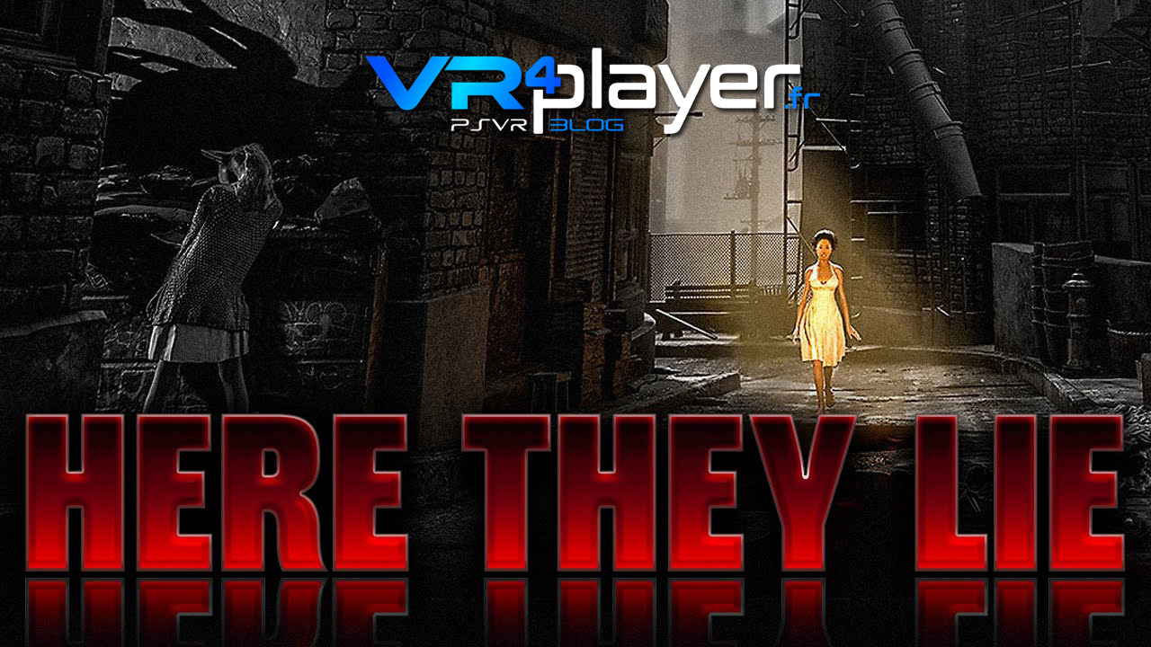Here They Lie gratuit en août sur PSVR vr4player.fr