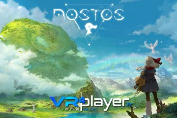 PS4, PlayStation VR : NOSTOS, RPG en monde ouvert s'invitera sur PSVR !