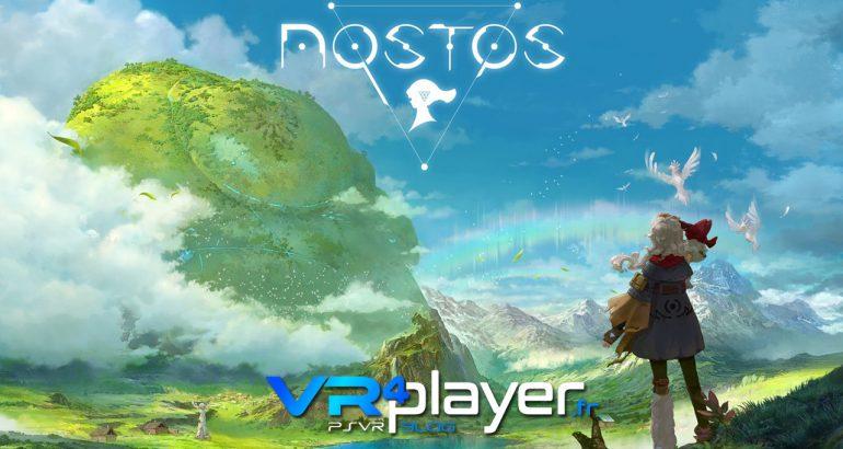 NOSTOS, Zelda-like sur PSVR vr4player.fr