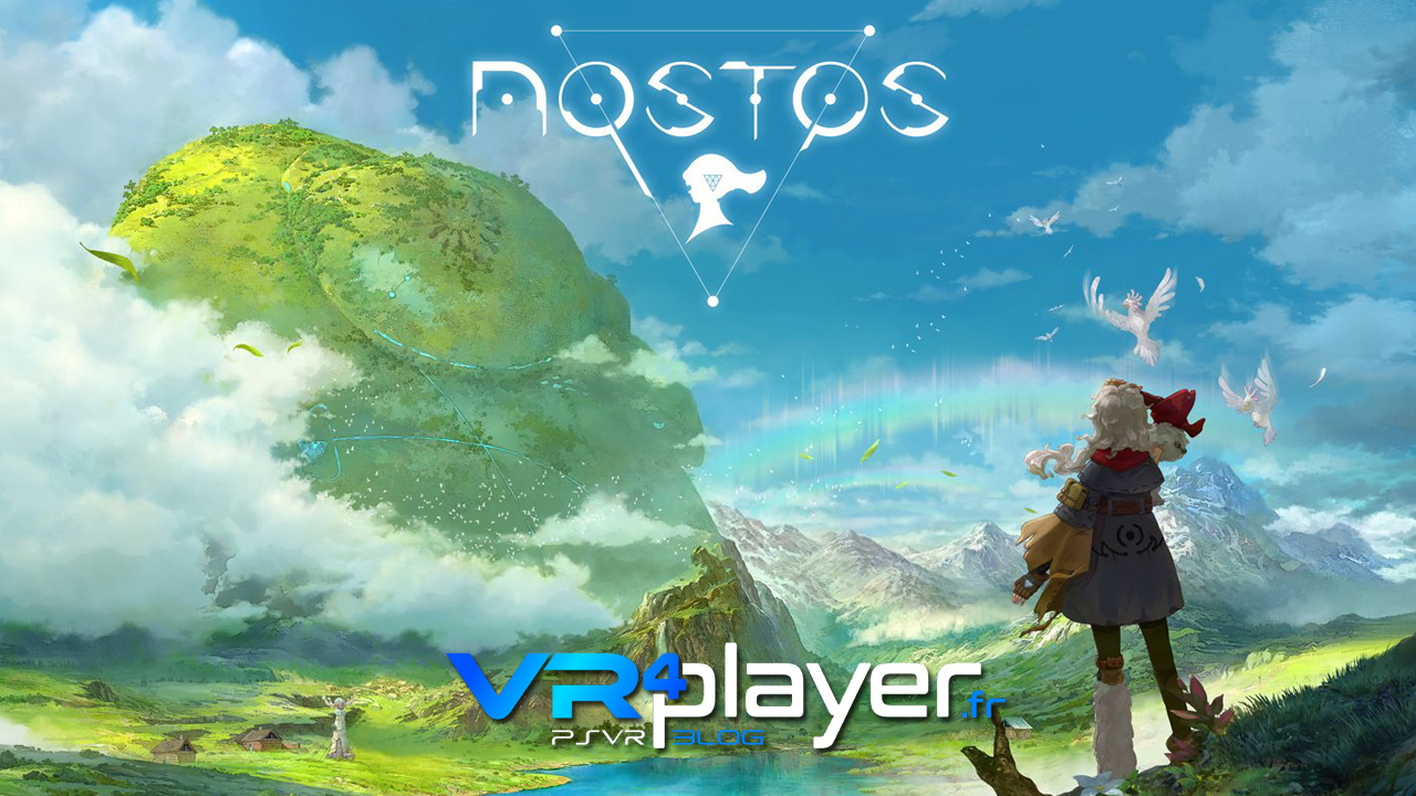NOSTOS, Zelda-like sur PSVR vr4player.fr