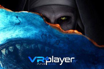 PlayStation VR : Escape The Abbey, the Meg et autres expériences vidéos sur PSVR