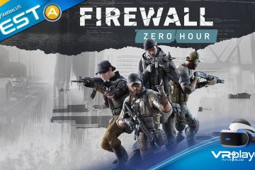 PlayStation VR : Test de Firewall Zero Hour, enfin la killer app du PSVR ?