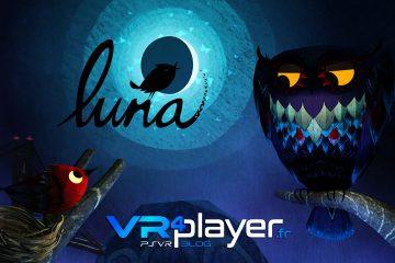 PlayStation VR : la fable Luna nous sera contée cet automne sur PSVR !