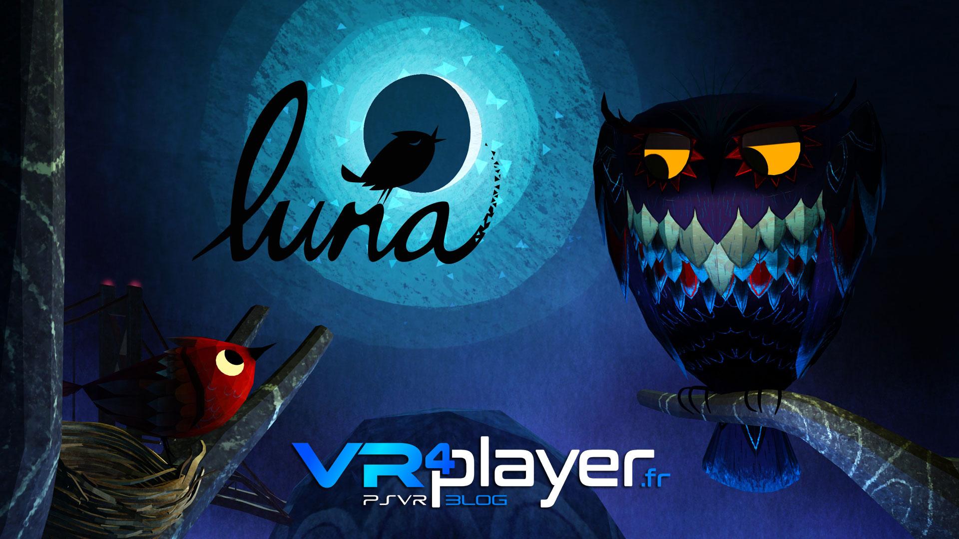 Luna pour cet automne sur PSVR vr4player.fr