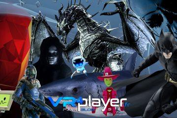 PlayStation VR : le top 10 des jeux PSVR les plus joués