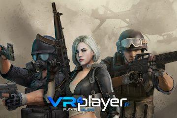 PlayStation VR : Battle X entrera en guerre des FPS en 2019 sur PSVR