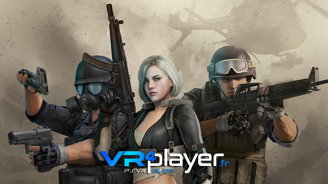 Battle X confirmé sur PSVR pour 2019 vr4player.fr