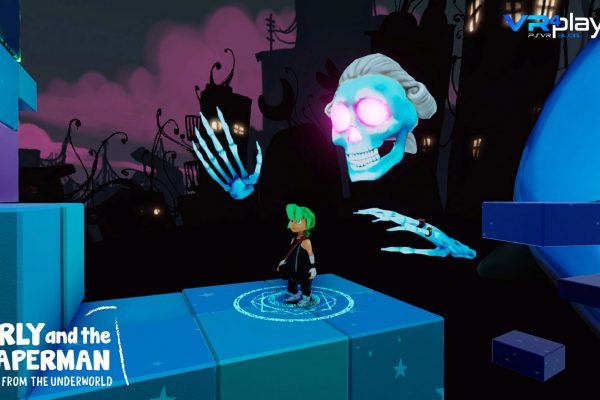Carly and the Reaperman - PSVR - VR4player.fr