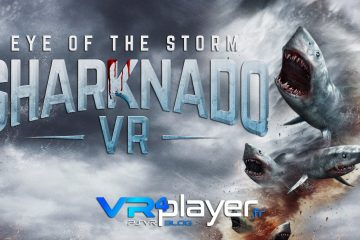 PlayStation VR : Sharknado VR, le mega nanar propulsé sur PSVR en septembre