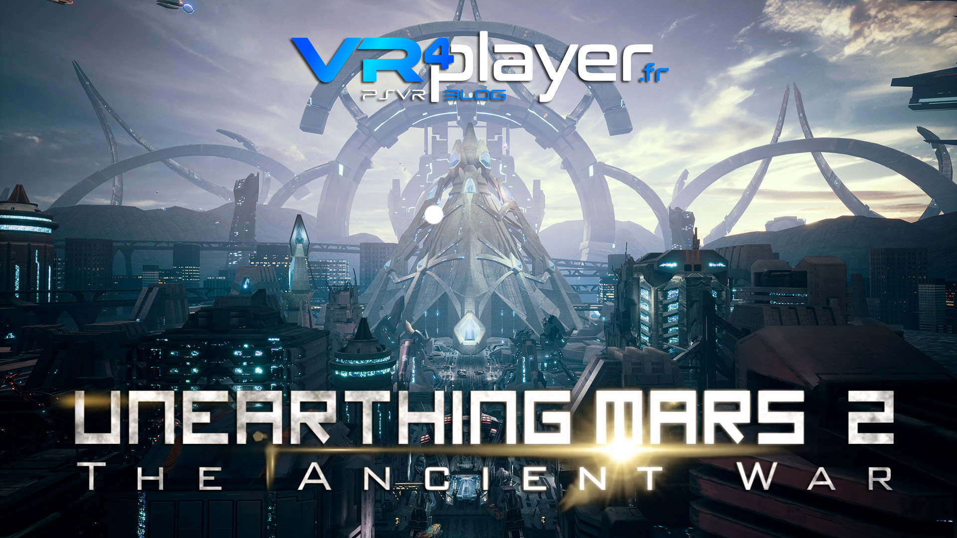 Unearthing Mars 2: The Ancient War sur PSVR en septembre vr4player.fr