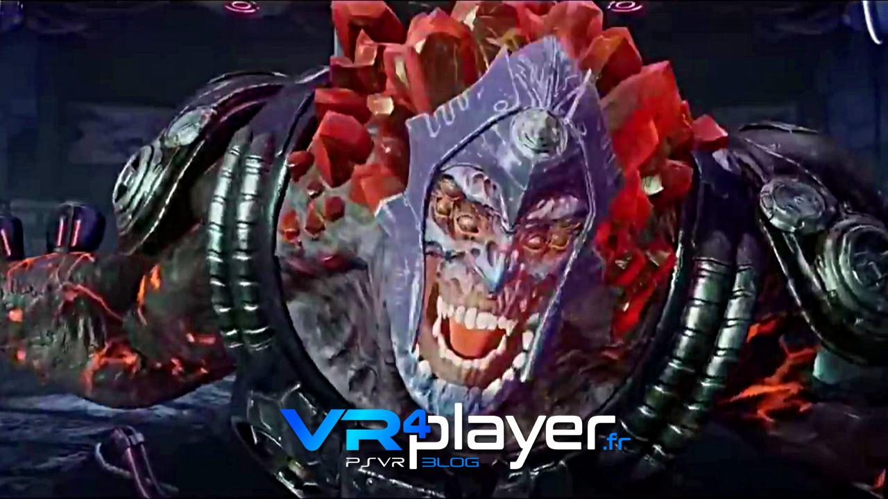 Unearthing Mars 2 sur PSVR vr4player.fr