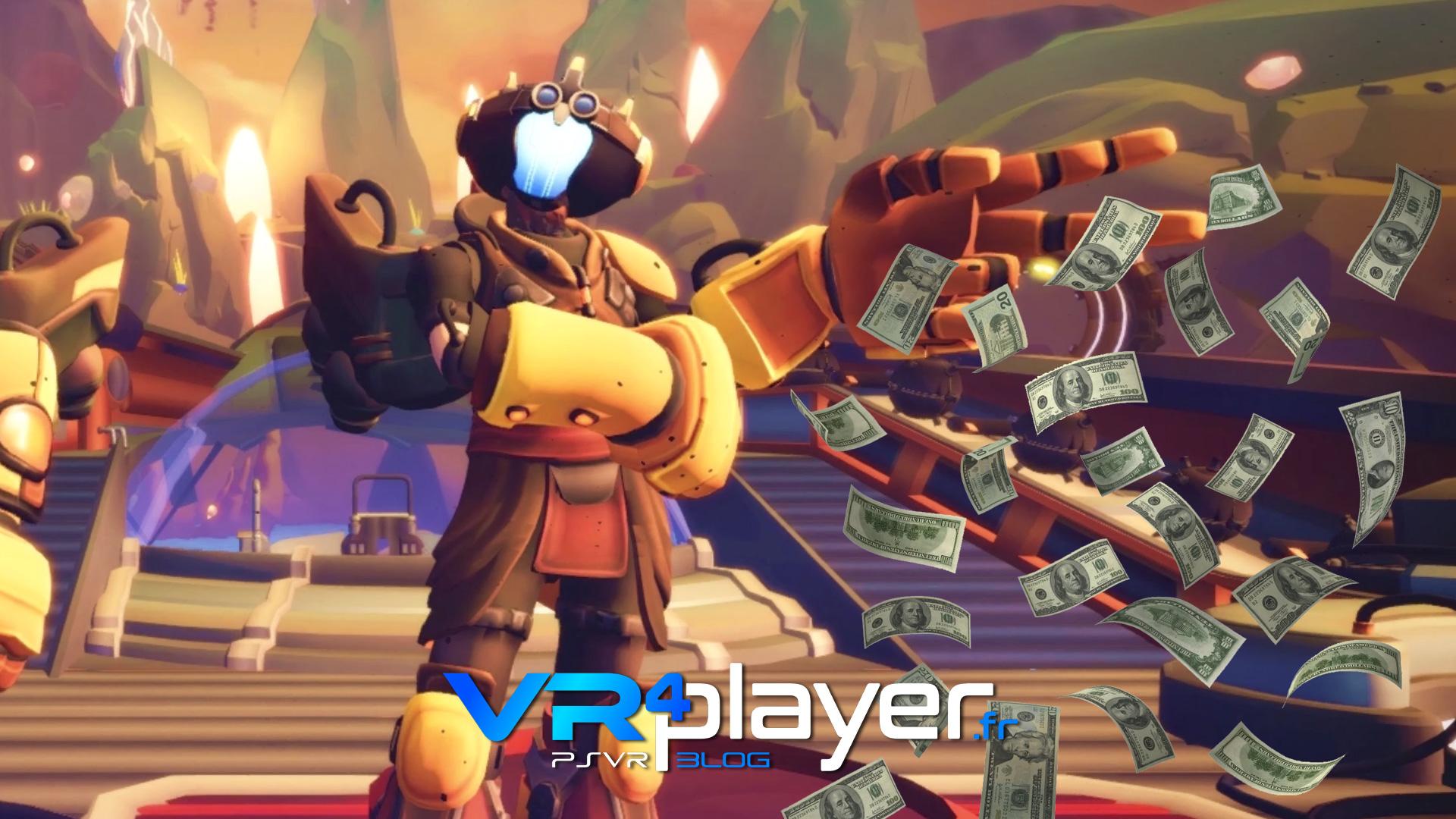 Les coûts de développement des jeux VR : l'exemple de Bow to Blood sur PSVR vr4player.fr