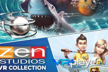 PlayStation VR : Zen Studios VR Collection, date de sortie et trailer sur PSVR