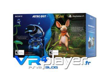 PlayStation VR : Le bundle PSVR Astro – Quill se met en vidéo