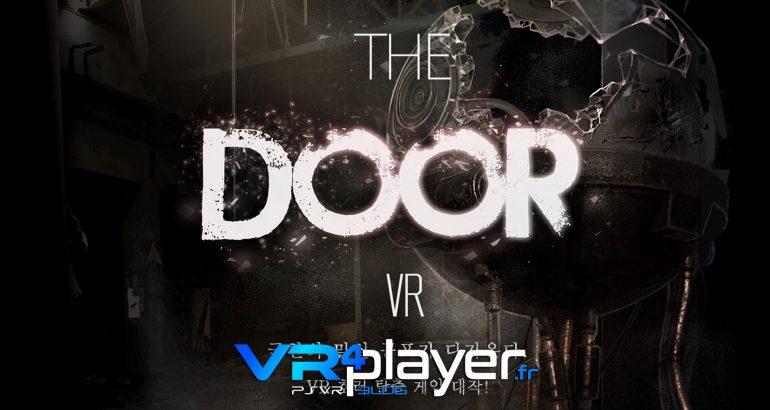 The DOOR VR bientot sur PSVR vr4player.fr