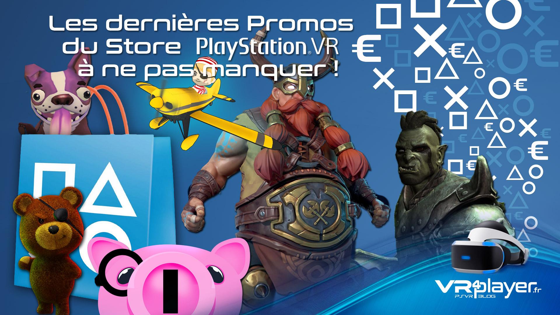 les jeux PSVR soldés de septembre vr4player.fr