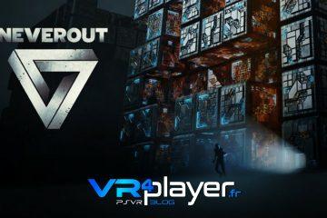 PlayStation VR : Neverout en trailer de lancement sur PSVR