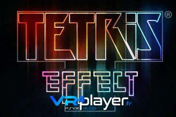 PlayStation VR : TETRIS Effect donne sa date de sortie sur PSVR !