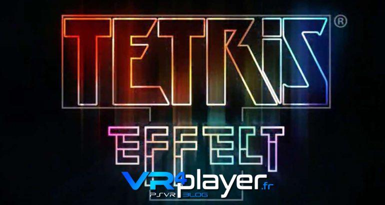 TETRIS Effect le 8 novembre sur PSVR