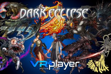 PlayStation VR : Dark Eclipse sortira le 25 septembre sur PSVR !