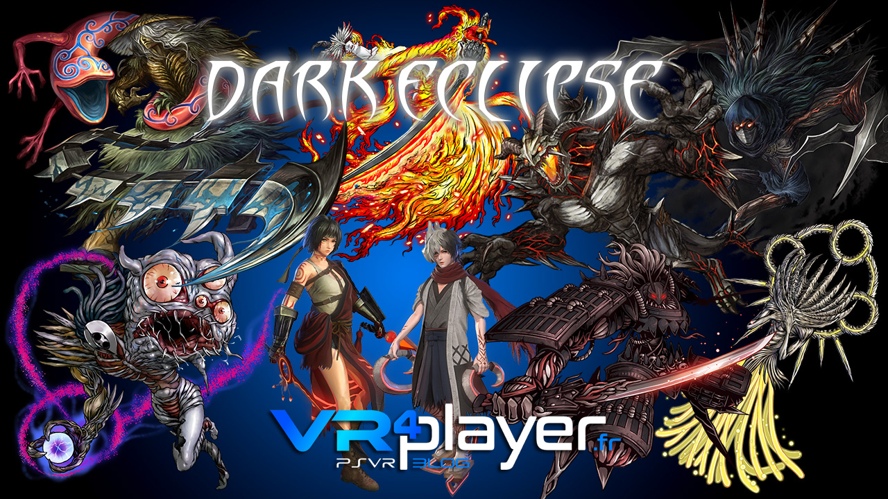 Dark Eclipse PSVR VR4Player.fr