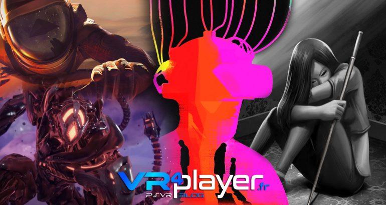 les sorties PSVR du 18 septembre vr4player.fr