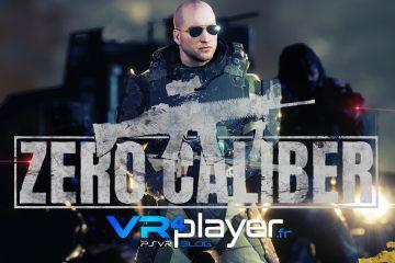 PlayStation VR : Zero Caliber VR en préparation sur PSVR
