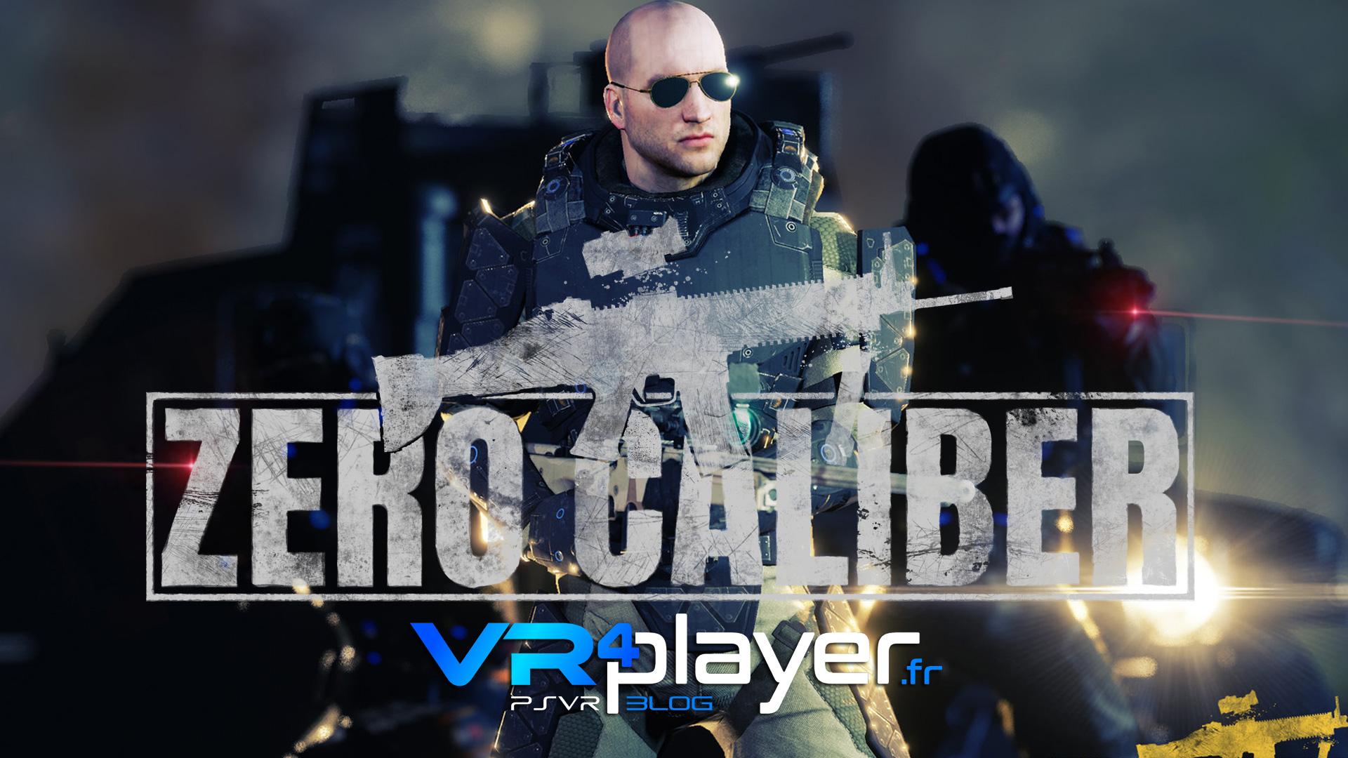 Zero Caliber VR en préparation sur PSVR vr4player.fr