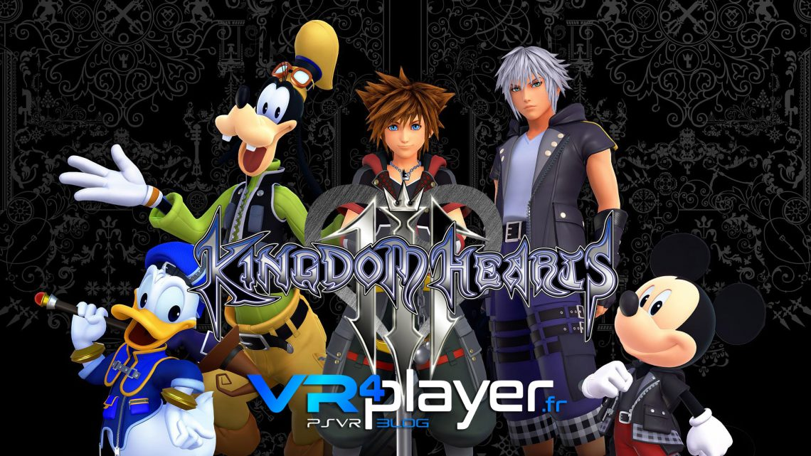 Kingdom Hearts III vr4player.fr