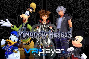 PlayStation VR : Kingdom Hearts VR, l'expérience exclusive annoncée sur PSVR !