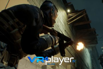 PlayStation VR : Firewall Zero Hour, ça va encore déménager sur PSVR