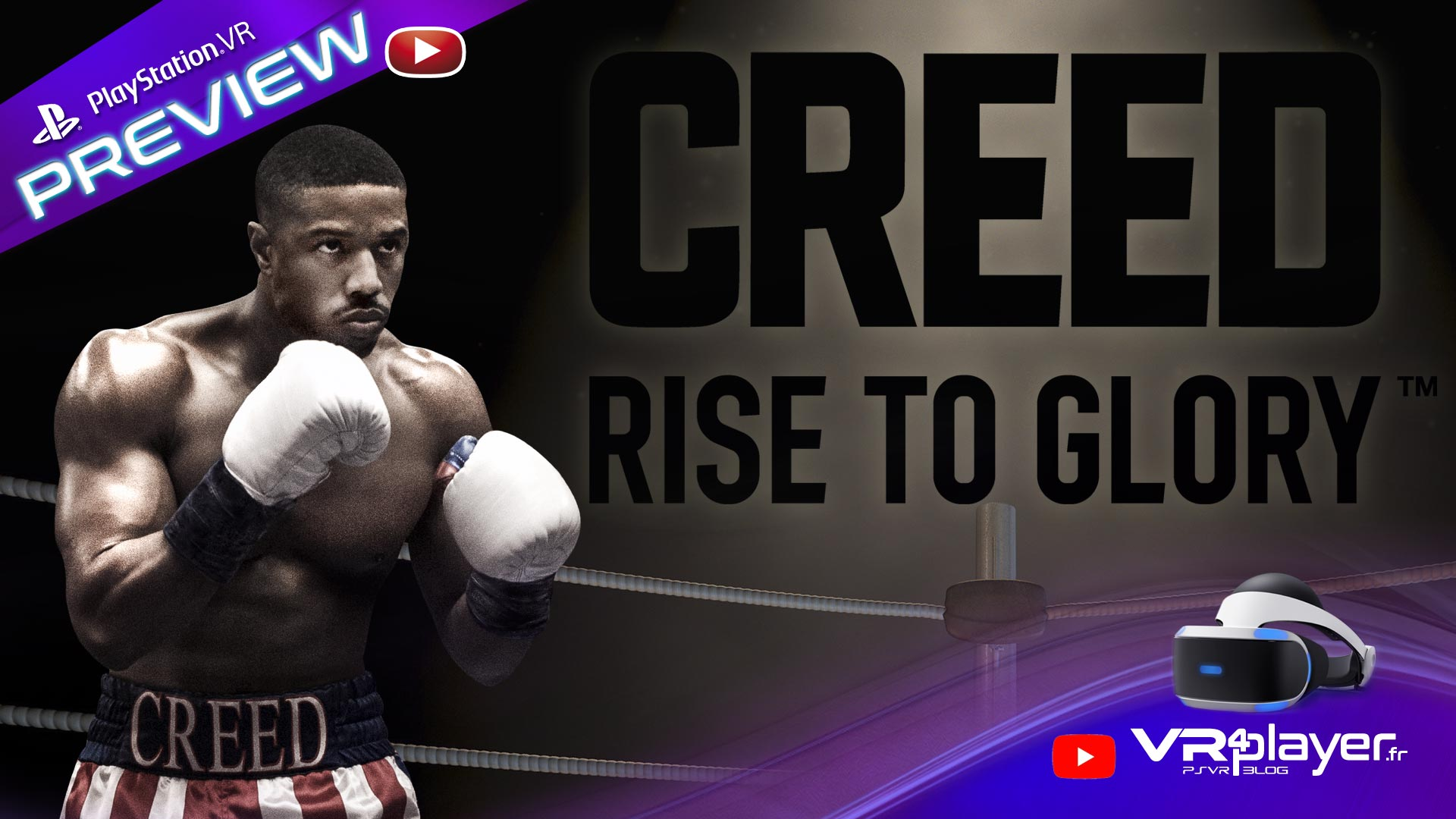 CREED Rise to Glory en preview PSVR vr4player.fr