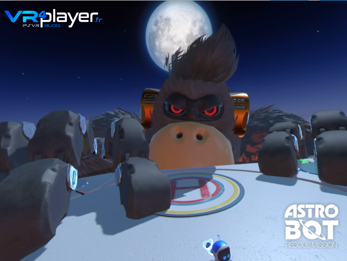 Astro Bot Test Review sur VR4Player