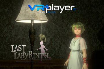 PlayStation VR, Steam, Oculus : Last Labyrinth se dévoile en vidéo