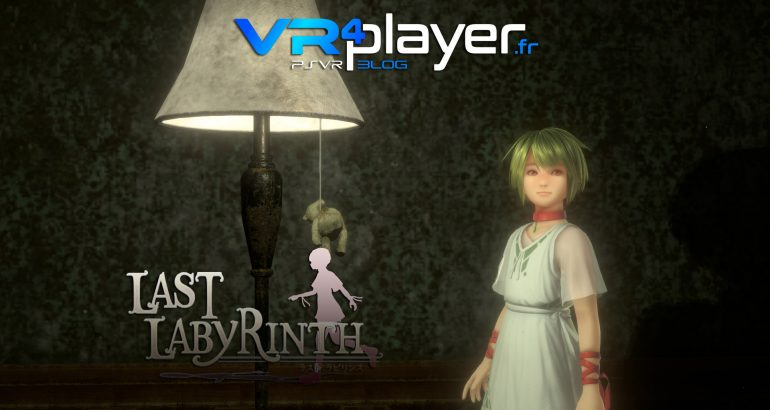 Last Labyrinth au TGS 2018 vr4player.fr